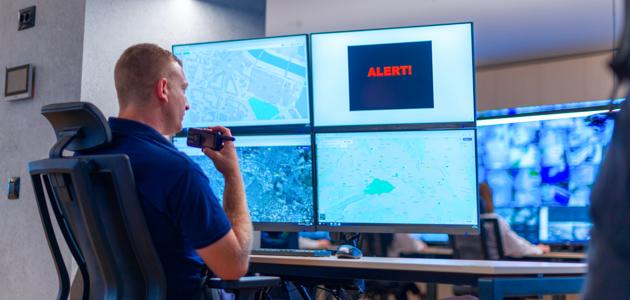Couverture Surveillance et gestion d'alarmes techniques